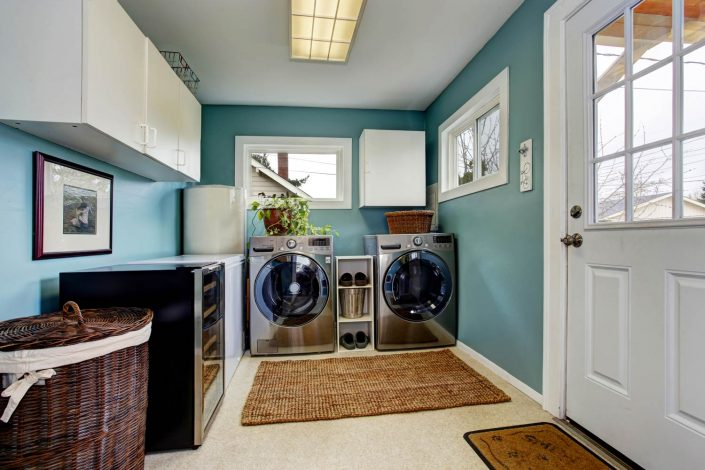 For the Love Of Laundry - Laundry Room Update