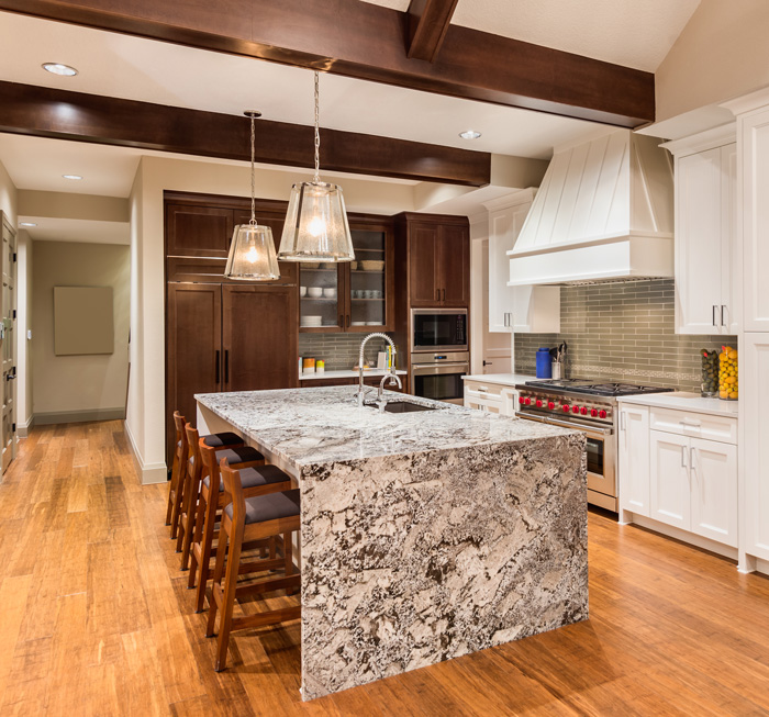 Etonnant Kitchen Granite Countertops In Waukesha, WI