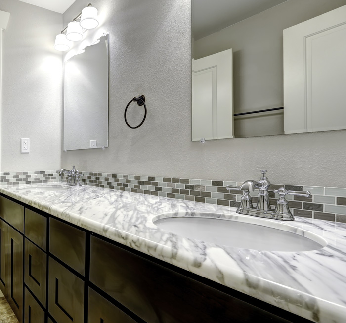 Bathroom Granite Countertops in Madison, WI