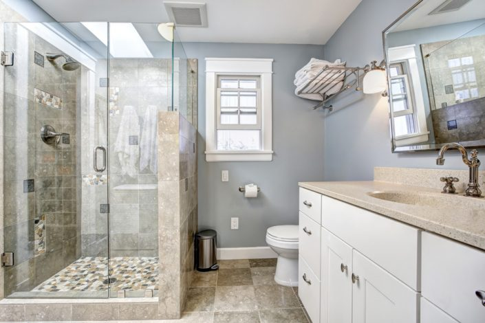 Bathroom Tile Flooring in Wisconsin