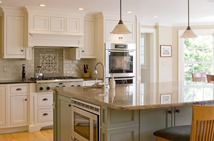 Light Kitchen Countertops in Wisconsin
