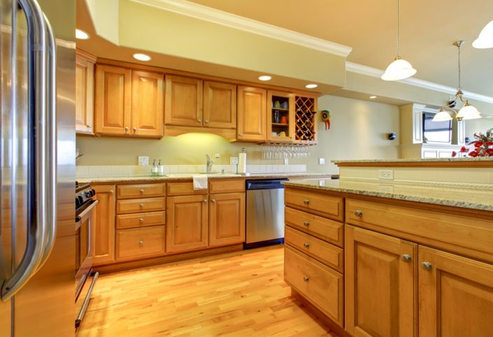 Wood Cabinets in Waukesha & Madison, WI