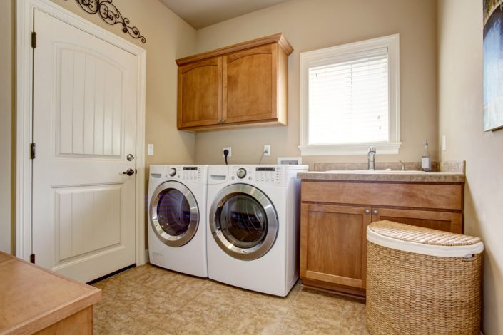 Laundry Room Options in Wisconsin