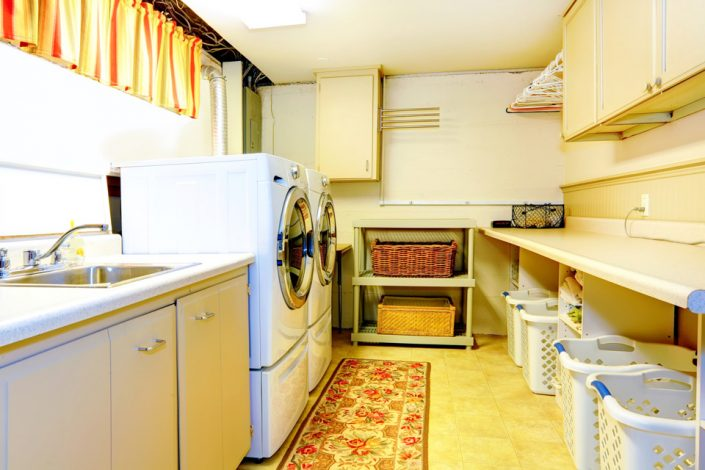 Laundry Room Design in Waukesha, WI
