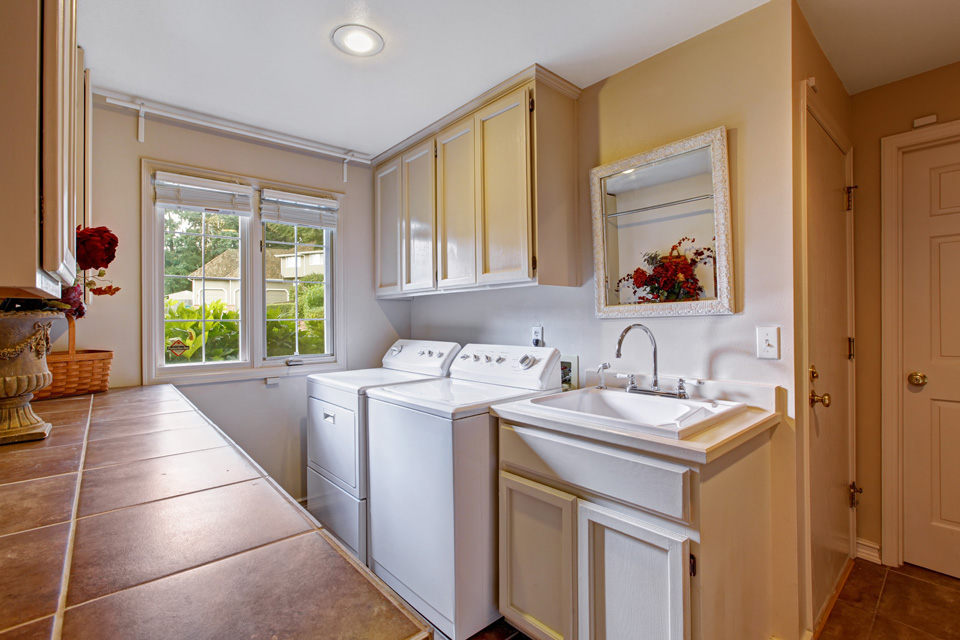 Lovely Laundry Room Countertops In Madison, WI