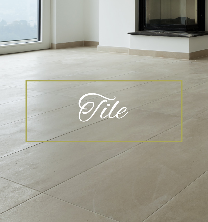 Tile Flooring at Nonn's