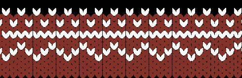 Mobile Knit Pattern