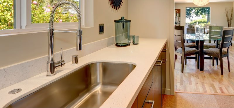 Live Large with Less - Minimal Kitchen
