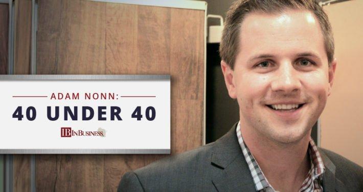 Adam Nonn: 40 Under 40