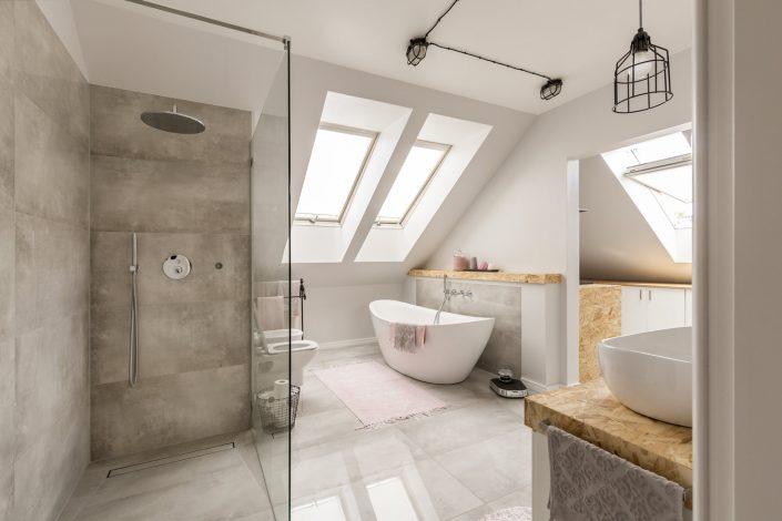 Washroom Refresh - Nonn's Bathroom Design