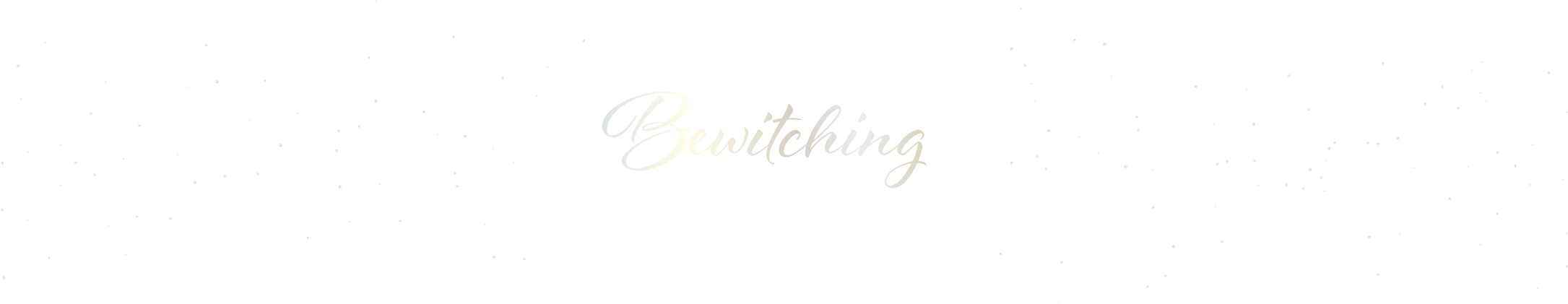 Bewitching Basements - Title