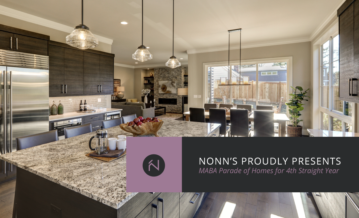 Nonn's 2018 Parade of Homes Sponsor