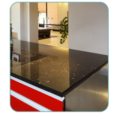Apply the Style - Quartz Countertops