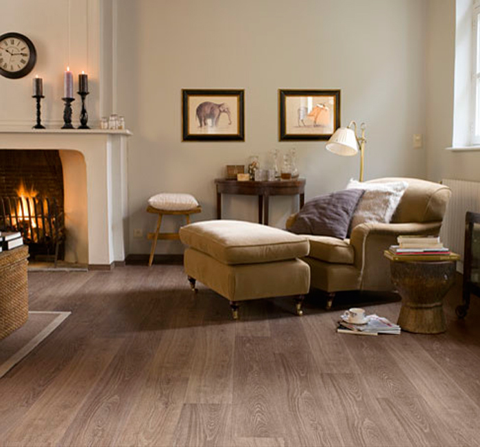 Quickstep Laminate Flooring in Wisconsin