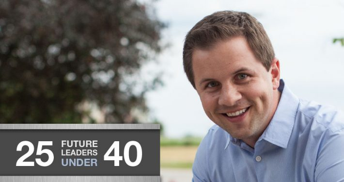 25 Future Leaders Under 40