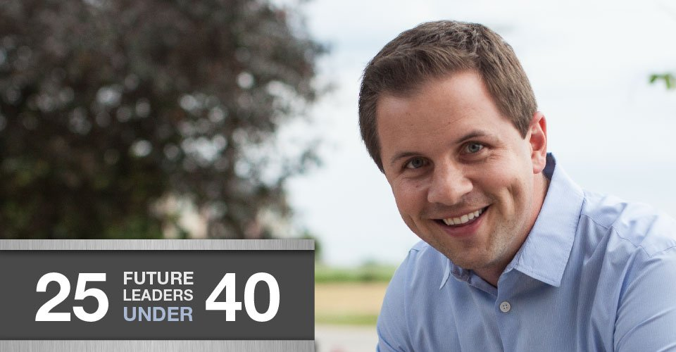 Adam Nonn: 25 Future Leaders Under 40