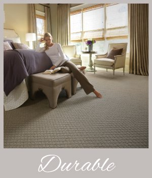 Karastan Durable Carpet