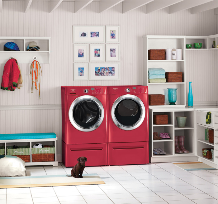 Laundry Room Frigidaire Appliances in Madison, WI