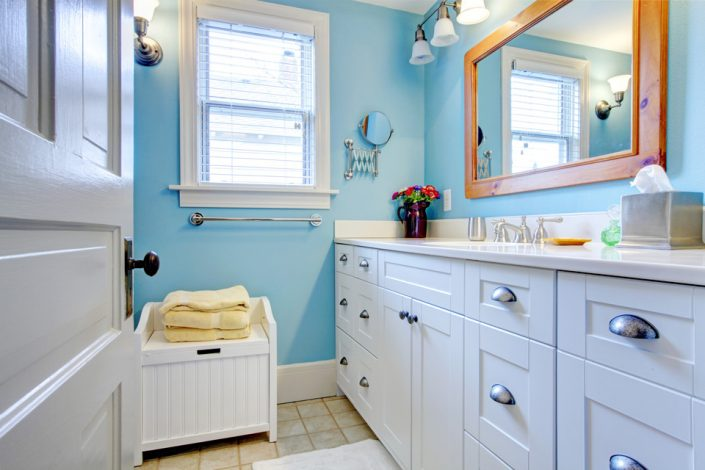 Bathroom Cabinets in Waukesha & Madison, WI