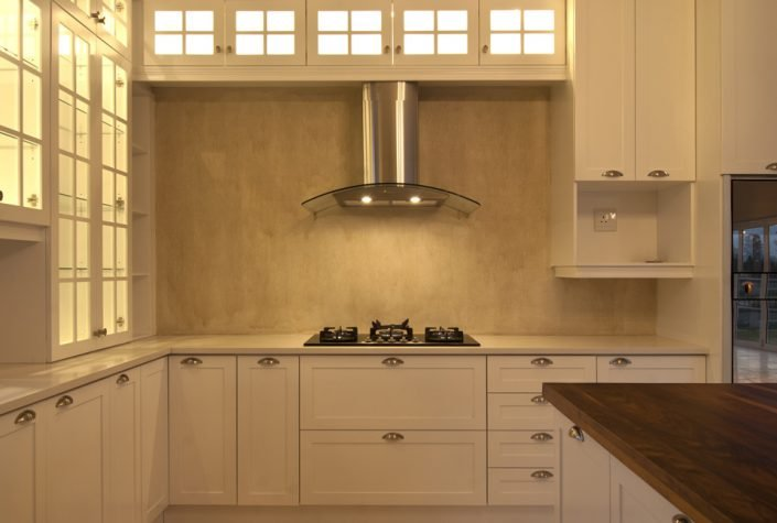 Light Kitchen Cabinets in Madison, WI
