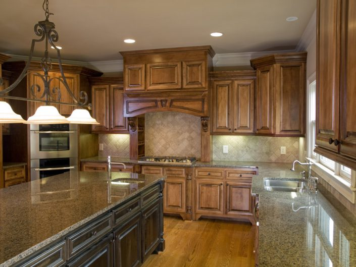 Wood Kitchen Cabinets in Waukesha, WI