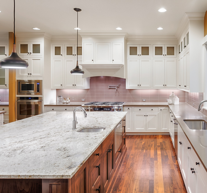 Stone Kitchen Countertops in Madison, WI