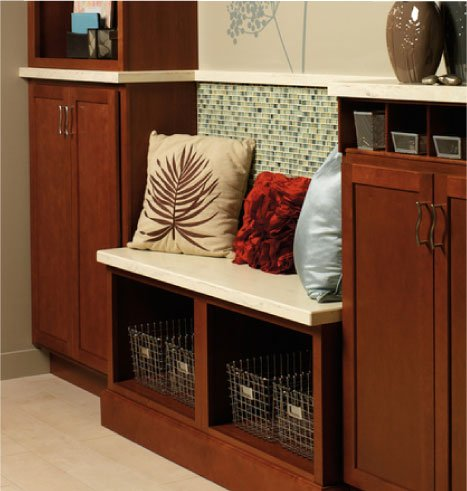 Apply the Style - Cabinet Organization
