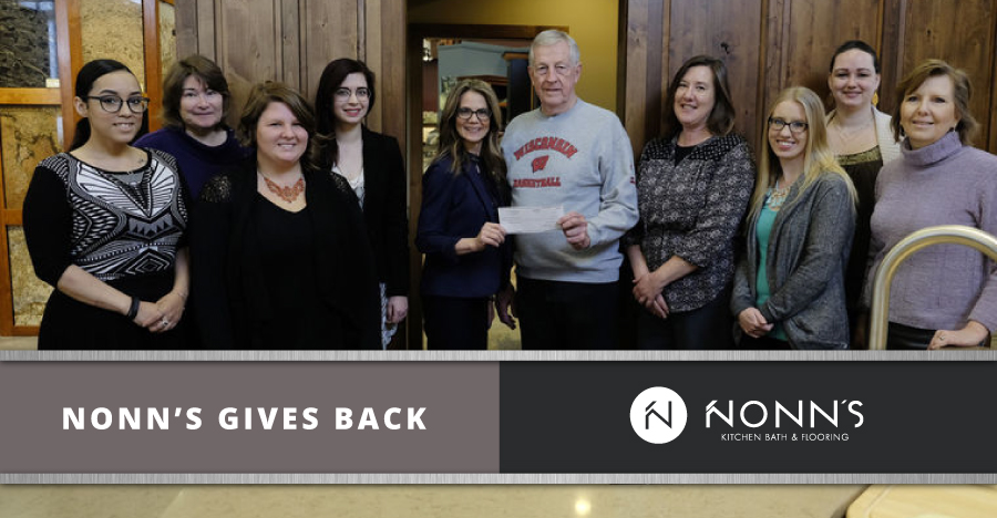 Nonn's Gives Back - 2017