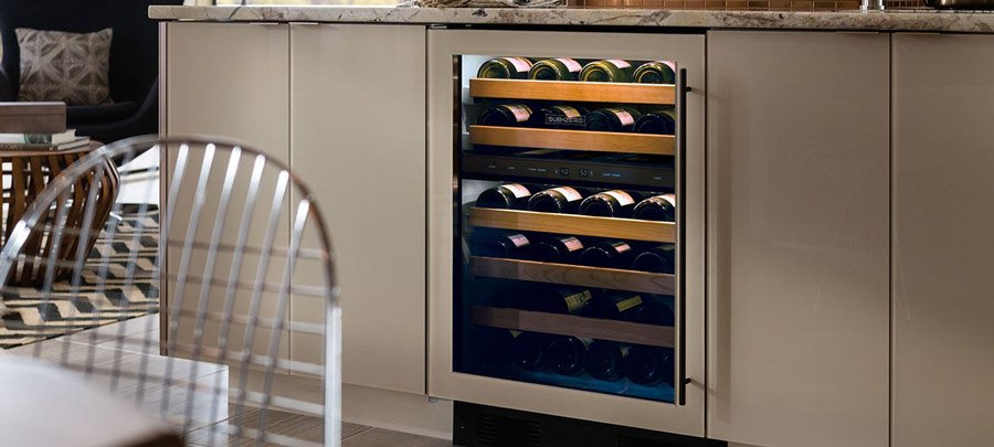 Subzero Wine Fridge