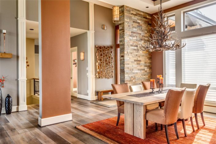 Nonn's Dining Room Flooring in Madison, WI