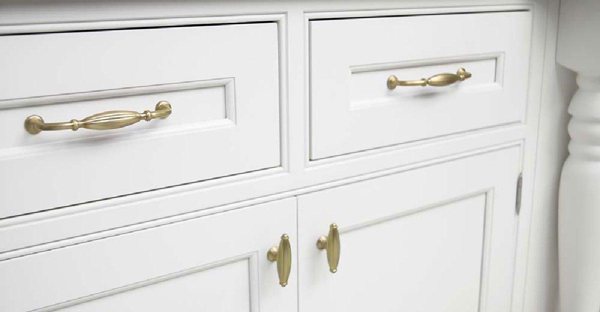 Gold Cabinet Hardware - Nonn's