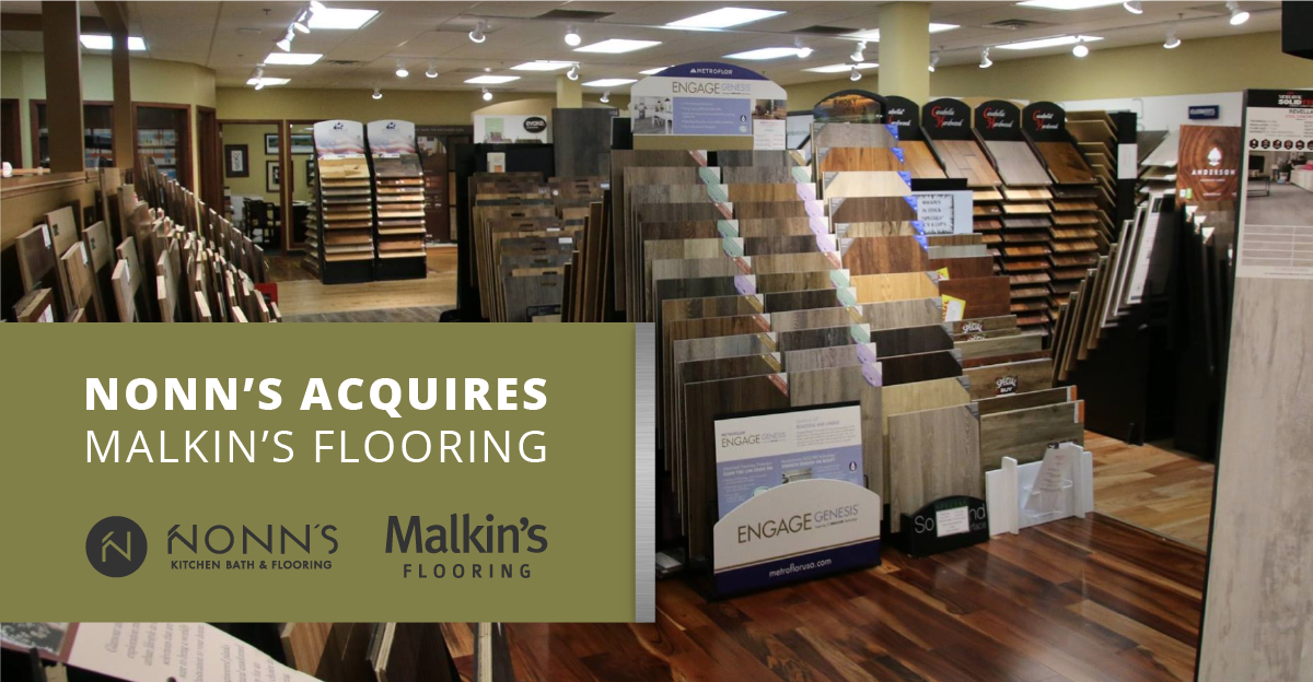 Nonn's Acquires Malkin's Flooring