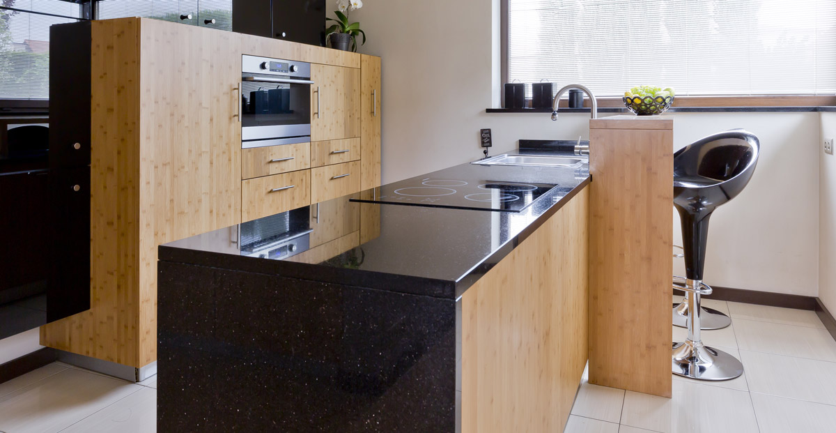 Wraparound Countertops at Nonn's