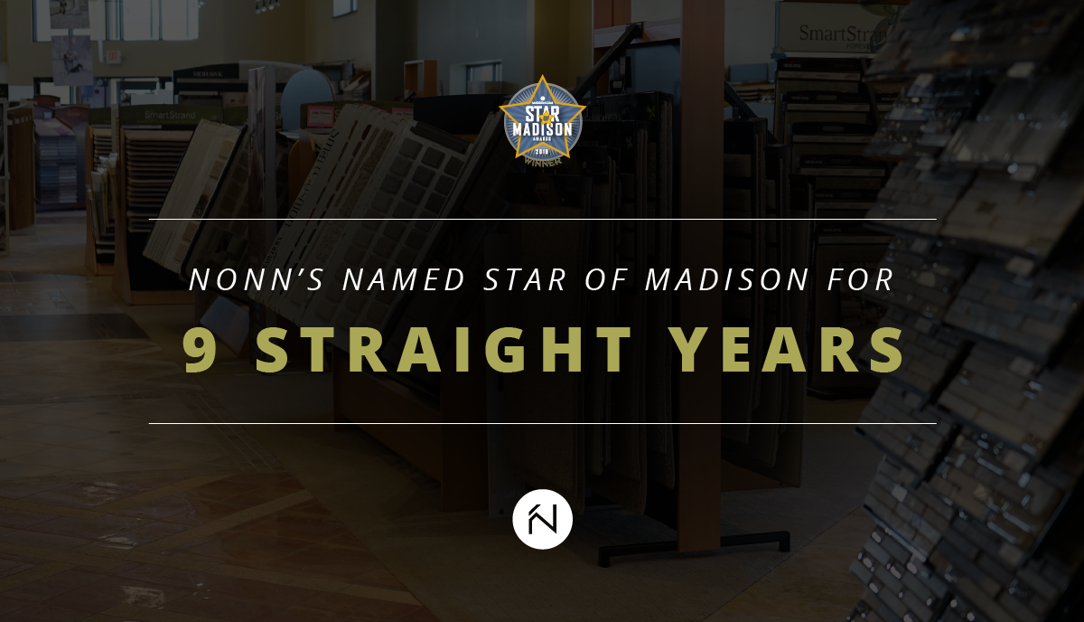 Nonn's Named Star of Madison for 9 Straight Years