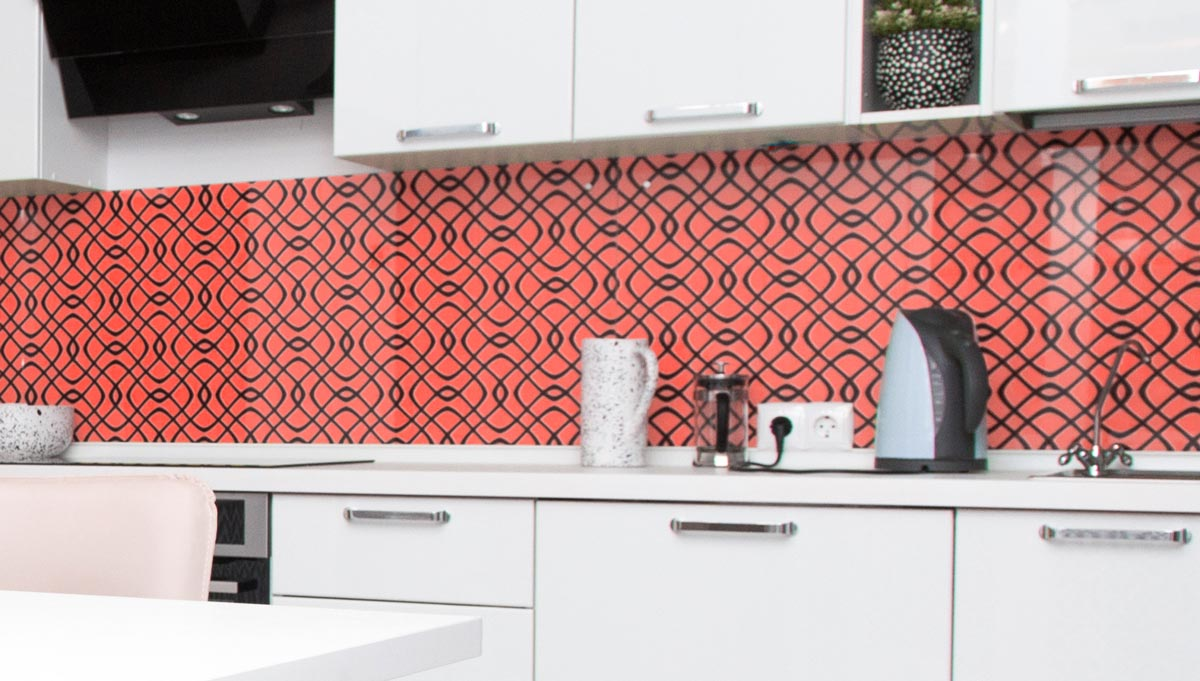 Design Style Reimagined - Coral Backsplash Tile in Madison Wi