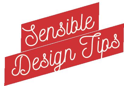 Nonn's Insiders - Sensible Design Tips