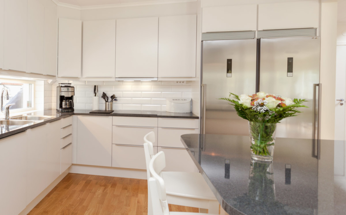 Romancing the Home - Kitchen Tile in WI
