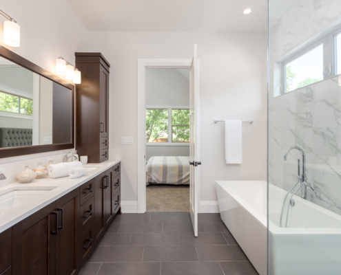 Bathroom Cabinetry Hardware in WI