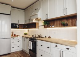 Eco-Friendly Kitchen Design
