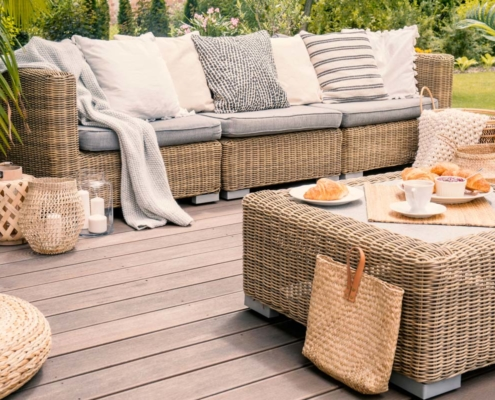 Great Outdoor Décor - Patio