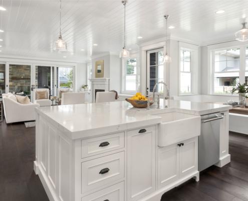 Easy Breezy Kitchen Interior