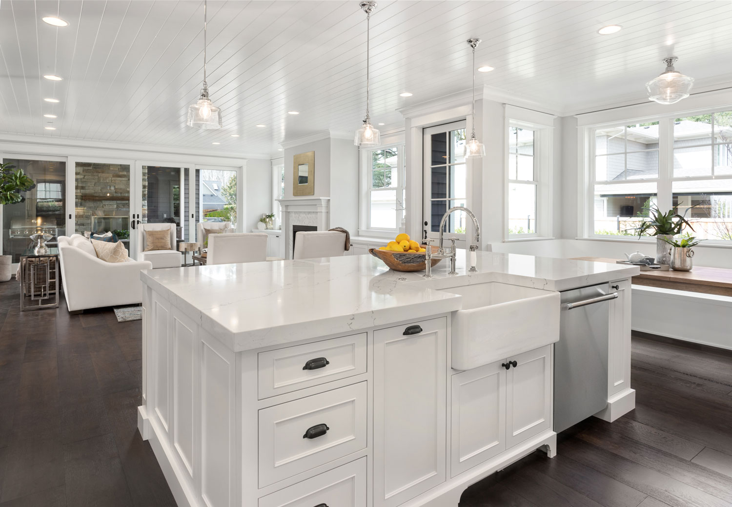 Easy Breezy Kitchen Interior