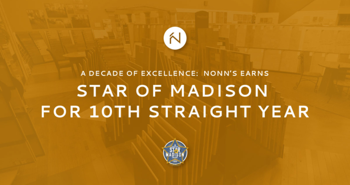 Nonn's 2019 Star of Madison