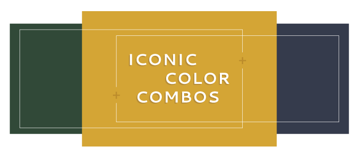 Iconic Color Combos