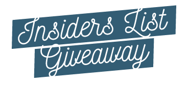 Insiders List Giveaway - My Fair Lady