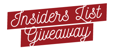 Insiders List Giveaway - The Play That Goes Wrong