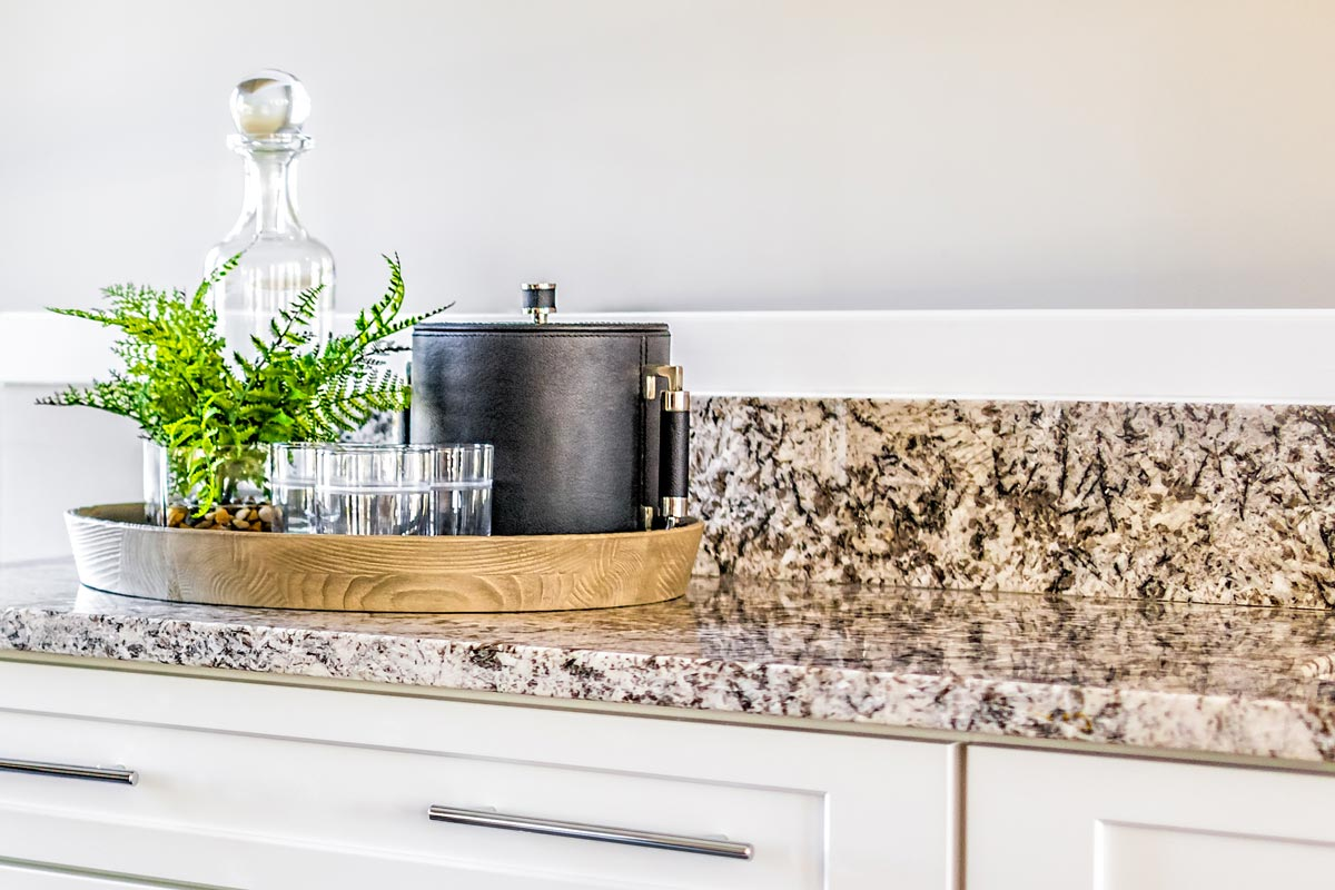 Tidy Countertops Tray