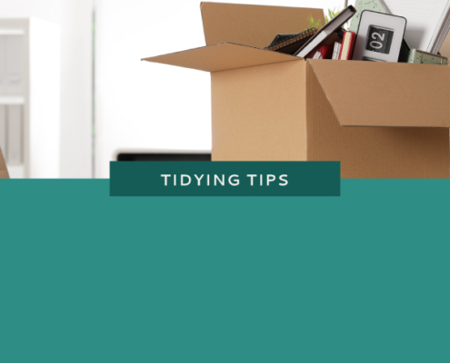 Feature: Tidying Up