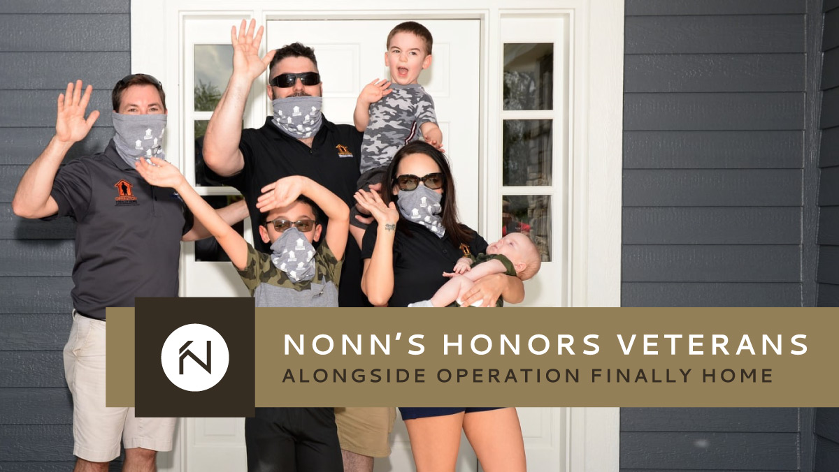 Nonn's Honors Veterans Alongside Operation Finally Home