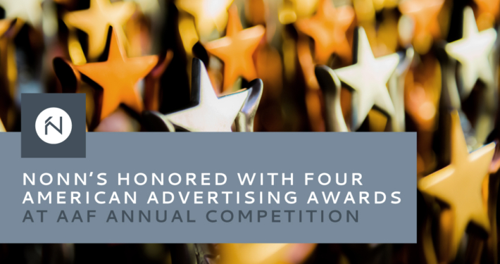 Nonn's Honored with 4 Addy Awards 2020
